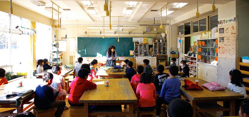 多摩市立連光寺小学校
