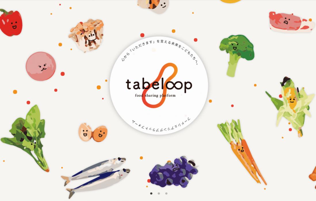 ③「tabeloop」