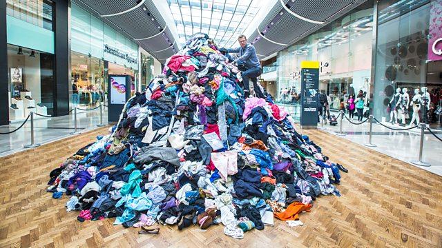 年間100万トン? 日本の衣類廃棄と解決への取組み