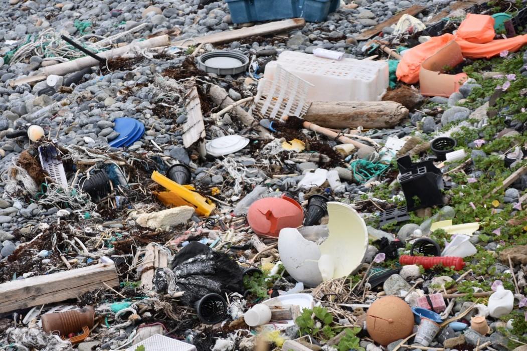 レジャースポットの抱える漂着ゴミ~佐渡島を中心に~